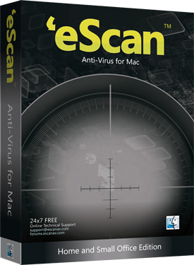 eScan for Mac Product Downloads