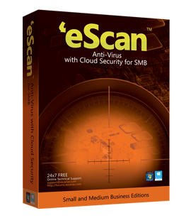 eScan Anti-Virus Suite with Cloud Security