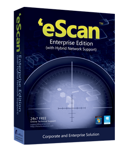 eScan Enterprise Edition (with Hybrid Network Support) plus MailScan