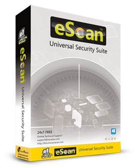 eScan Universal Security Suite (Multi-device License)